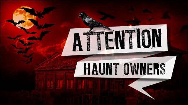 Attention Westchester Haunt Owners